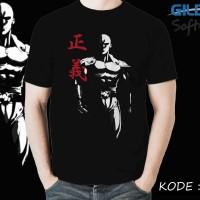 Jual Kaos One Punch Man . Tag Kaos Gildan Softstyle Murah