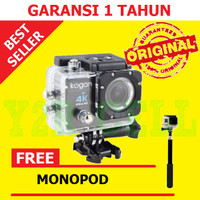 Jual Kogan Action Camera 4K UltraHD 16MP WIFI Sport Ultra HD 16 MP Kamera 4 Murah