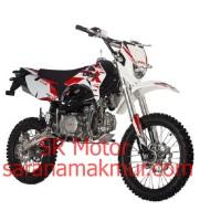 Viar Motor Trail CrossX 150 SF Merah (Jawa Timur)