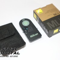 Wireless Remote Control Nikon ML-L3 for D40/D50/D60/D70/D80/D90/D600