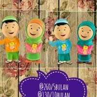 Jual Boneka ngaji Hafiz Hafiza 3.0 reborn ori original Murah