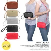 VONA Tas Wanita Clutch Selempang Sling Bag Branded Murah Grosir HOPP