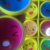Jual Slime clear emoticon Murah