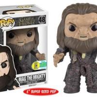 Jual ORI!!!Funko POP! Game of Thrones Mag the Mighty (SDCC Exclusive) ASLII Murah