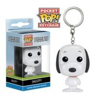 Jual ORIGINAL Funko Pocket Pop Keychain Peanut Snoopy mainan asli bagus new Murah