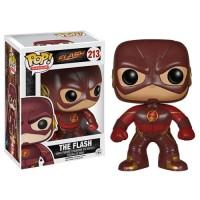 Jual ORIGINAL Funko POP Television The Flash The Flash mainan figure asli Murah