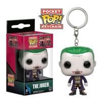 Jual ORIGINAL Funko Pocket Pop Keychain Suicide Squad The Joker mainan asli Murah