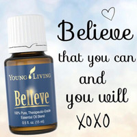 Believe Young Living - 15 ml