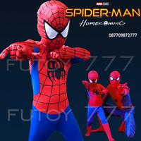 Jual Spiderman Spider man Kostum Baju Anak Laki Cosplay Ulang Tahun Ultah Murah