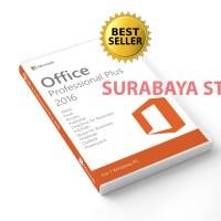 Jual Microsoft Office 2016 Professional Plus PRO Lisensi dan Box installer Murah