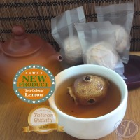 Jual TEH OOLONG LEMON ORIGINAL Murah