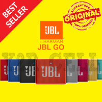 JBL GO Portable Bluetooth Speaker - Original - Garansi Resmi IMS