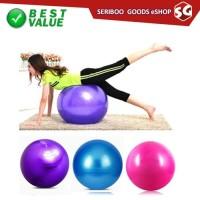 Jual Gym ball Bola Fitness senam Yoga olahraga (tanpa pompa) 65 cm Murah
