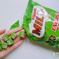Milo energy 100 cubes, coklat cube