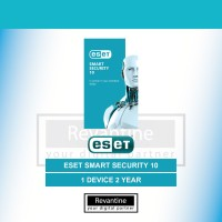 Antivirus ESET NOD32 Smart Security 10 1 PC 2 Tahun