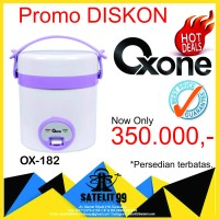 Rice Cooker Mini Oxone Ox-182
