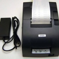 Printer Epson TMU220B Auto Cutter Dot Matrix Port USB Nota Kasir POS