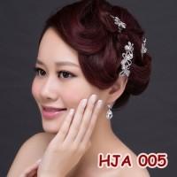 Hemat Jepit Anting Pesta Bridal - Aksesoris Fashion Wanita - HJA 005