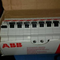 MCB ABB 10 A 1P ABB SH 201 L ORIGINAL Made In Germany