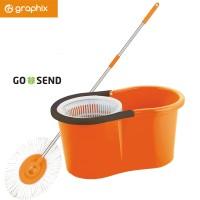Graphix Smart Spin Mop