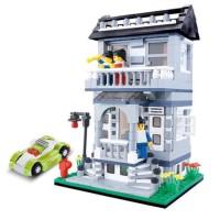 Jual Sale   Lego Wange City Inn 31053 / Villa Series Murah Murah