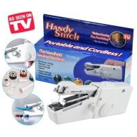 Jual Rumah Tangga / Handy Stitch Portable Handheld Sewing Machine Mesin Murah