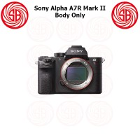 Kamera Sony Alpha 7 R II Body Only; Mirrorless ILCE-7RM2 ; A7 R Mark 2