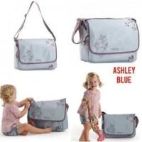 Jual OKIEDOG Sidamo Cupid Ashley Blue Diaper bag/Tas perlengkapan Bayi Murah