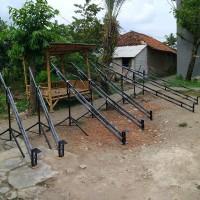Jimmy Jib Crane Jib Porta Jib Ukuran 4 Meter SEMUT DIY