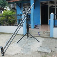 Jimmy Jib Crane Jib Porta Jib Ukuran 2 Meter SEMUT DIY