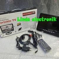 TV PORTABLE DAEWOO 9 INCI
