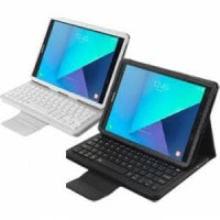 Samsung Galaxy Tab S3 9.7 9,7 Keyboard Leather Flip Case Cover Casing