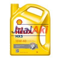 Shell Helix HX5 15W40 Galon 4 Liter (HX 5)