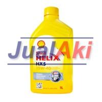 Shell Helix HX5 15W40 Liter HX 5