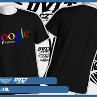 Kaos Google Adsense With Logo Full Colour