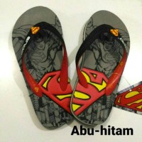 Jual sandal batman #sandal anak laki-laki #sandal jepit anak Murah