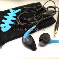PROMO TERMURAH !!! Original JVC HA-ENR15 Gumy Sport Earbud With Mic He
