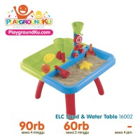 Sewa Mainan Anak ELC Sand and Water Table