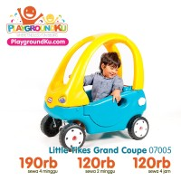 Sewa Mainan Mobil Anak Little Tikes - Grand Coupe Car