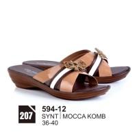 sepatu sandal perempuan sederhana Kualitas terbaik super baru