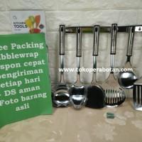 Kitchen Tool / sodet set Stainless Ox-963