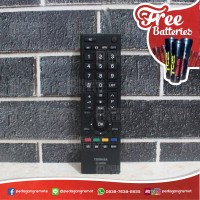 Remot/Remote TV Toshiba LCD-LED-Tabung Original CT-90336
