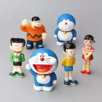Action figure Doraemon Nobita Suzuka Suneo Giant