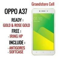 OPPO A37 / GRS RESMI OPPO 1 TAHUN /Ram2-Rom16-4G LTE