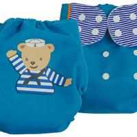 Celana Pampers Katun,Popok bayi,Celana training bayi,Clody bayi