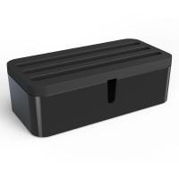 Jual ORICO PB1028 Storage Box Organizer for Desktop Charger - hitam Murah