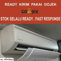 Jual AC Reflector / Akrilik AC / Talang AC / Penahan Angin AC / Cassette Murah