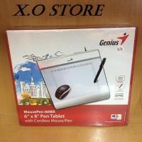 Genius Mousepen I608x 6 X 8 Pen Stylus Tablet With Cordless Mouse i608