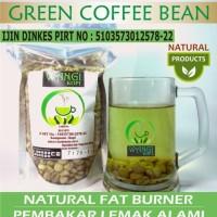 Jual Termurah !! 100% Natural Green Bean Coffee/Biji Kopi Hijau Untuk Diet Murah