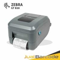 BARCODE PRINTER ZEBRA GT-820 / GT 820 - PRINTER BARCODE ZEBRA GT820